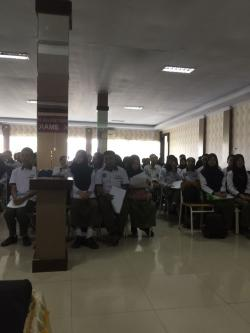 Pelepasan Siswa Prakerin SMK-SMAK Makassar Tahun Ajaran 2017/2018