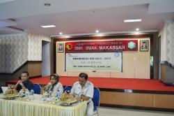 Acara Pembukaan Awarness 9001-2015 di SMK-SMAK Makassar  Oleh TUV