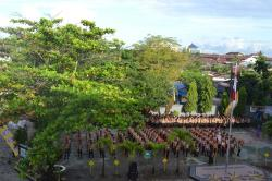Pelaksanaan Kegiatan Uranium Scouts Competition Season  di SMK-SMAK Makassar