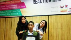 Siswa SMAK Makassar Juara I Lomba KTI Antarpelajar SMA di Unibos