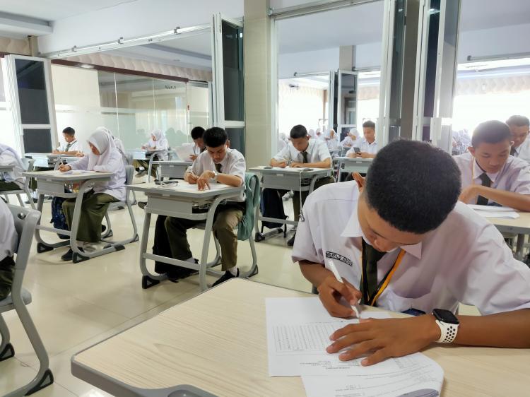 {SMK SMAK Makassar} 05 s.d 12 Desember 2019 : Ujian Semester Gasal tahun ajaran 2019/2020