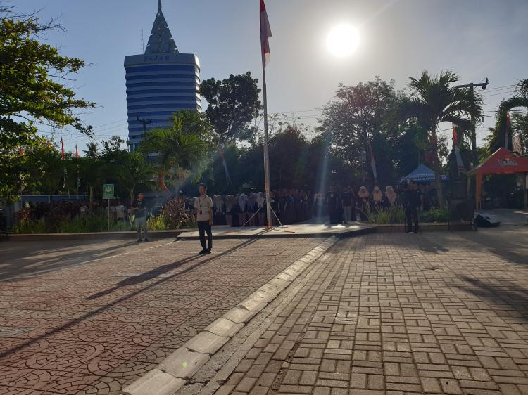pestaraga SMK SMAK Makassar angkatan 55 tahun