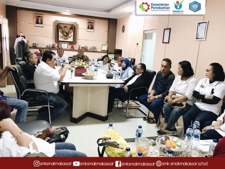 {SMK SMAK Makassar} : Silaturahim bersama angkatan 14 SAKMA Makassar di pembukaan UCF 7.0