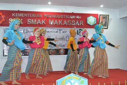 Pagelaran Seni SMK-SMAK Makassar