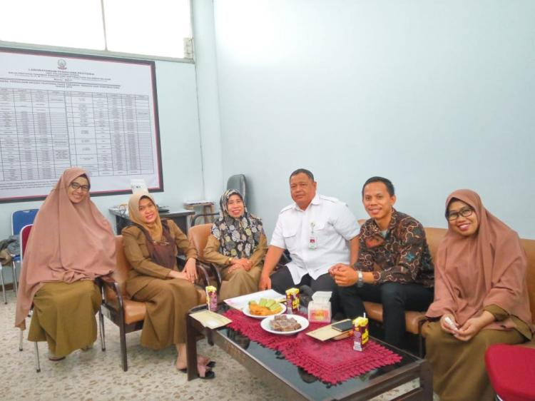 Monitoring program dual system tahun ajaran 2019/2020