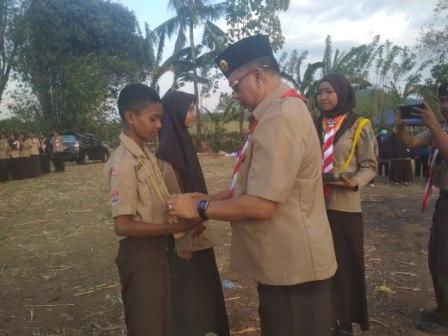 Rangkaian kegiatan perkemahan akbar angkatan 55 tahun 2019 dalam rangka HUT SMK SMAK Makassar